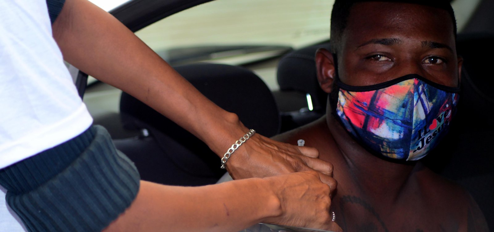 Bahia tem 81,78% da população acima de 12 anos vacinada com a primeira dose
