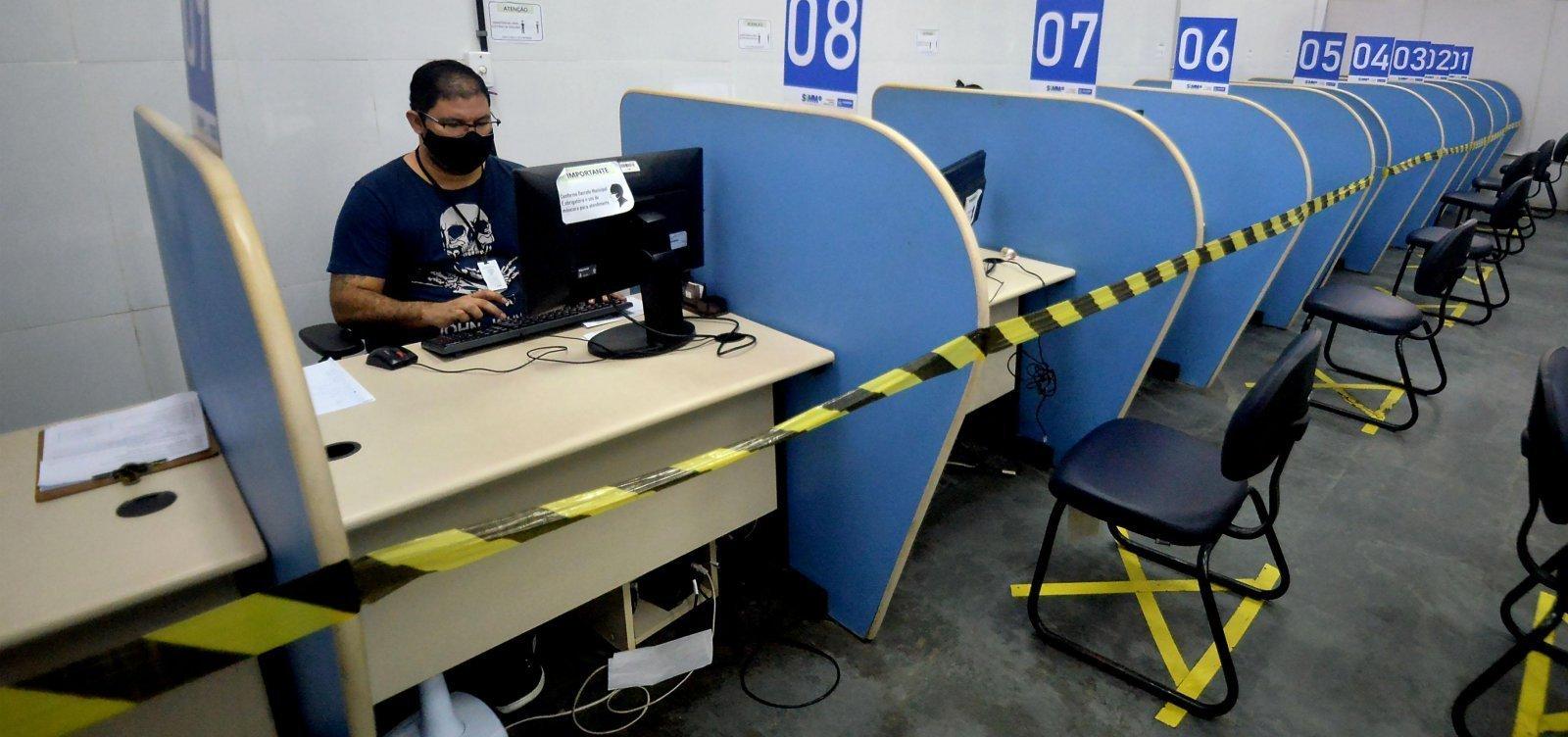 Confira as vagas de emprego oferecidas na Bahia nesta segunda-feira