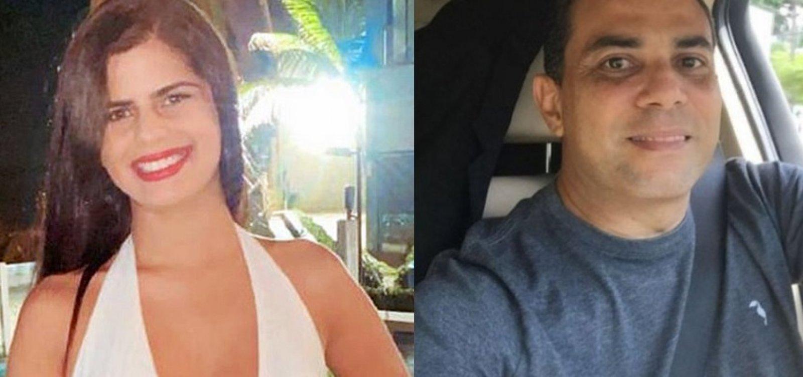 Jovem assassinada por ex-namorado no Rio Vermelho é sepultada em Feira de Santana