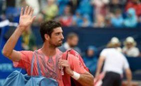 Bellucci joga mal e cai na segunda rodada do Australian Open