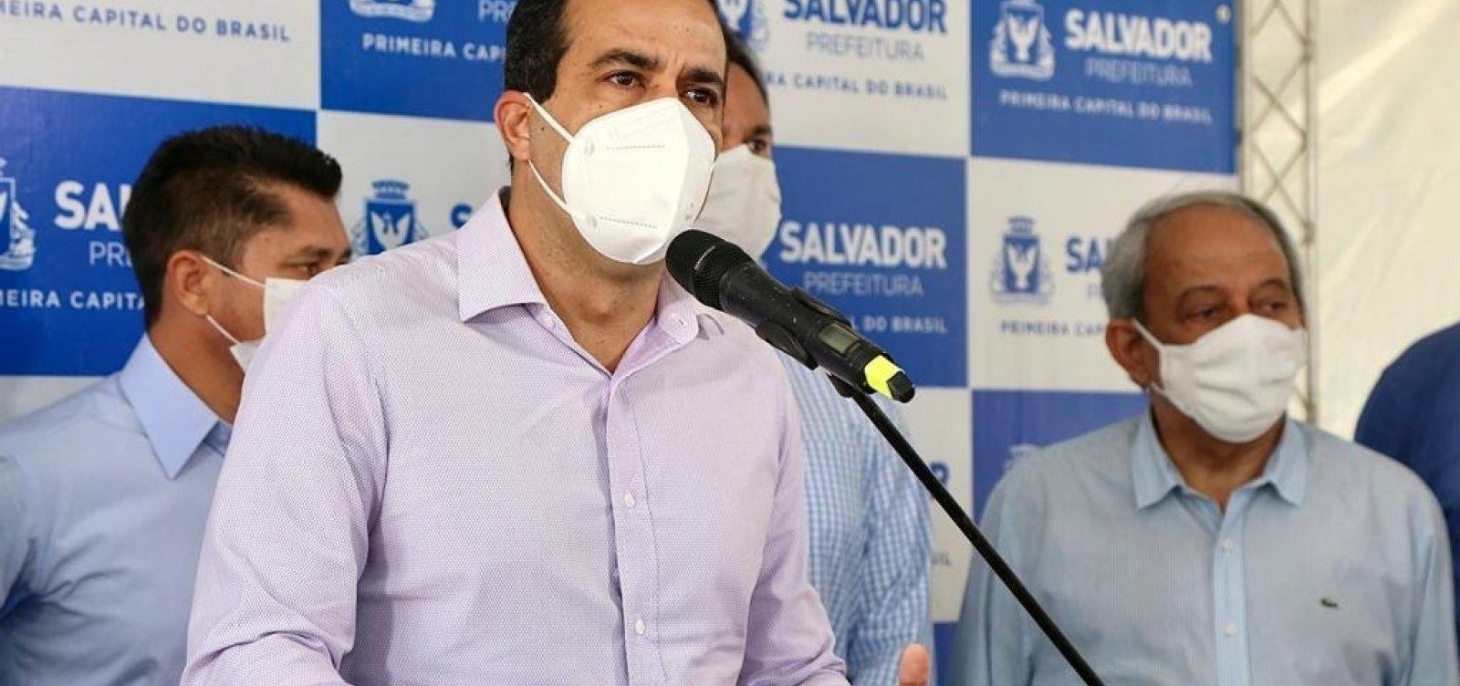 Prefeito diz que ainda não recebeu pedido de licença para ponte Salvador-Itaparica