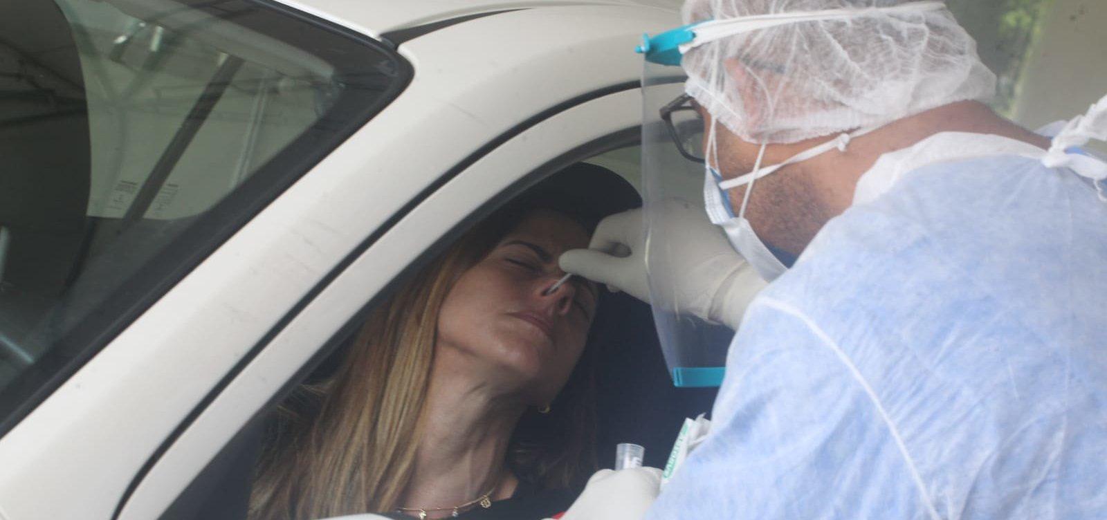 Sem mortes em 48h, Salvador registra 20 novos casos de Covid