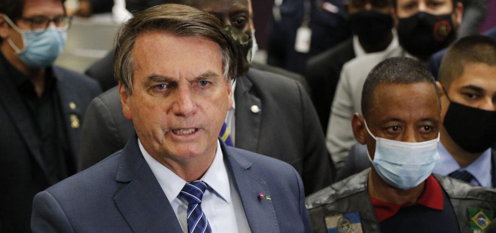 OAB enviou à CPI da Covid denúncia contra Bolsonaro por genocídio indígena