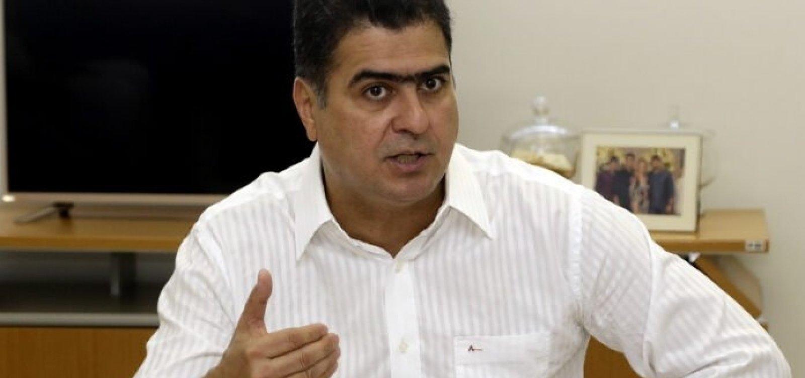 Prefeito de Cuiabá é afastado do cargo e chefe de gabiente é preso em operação