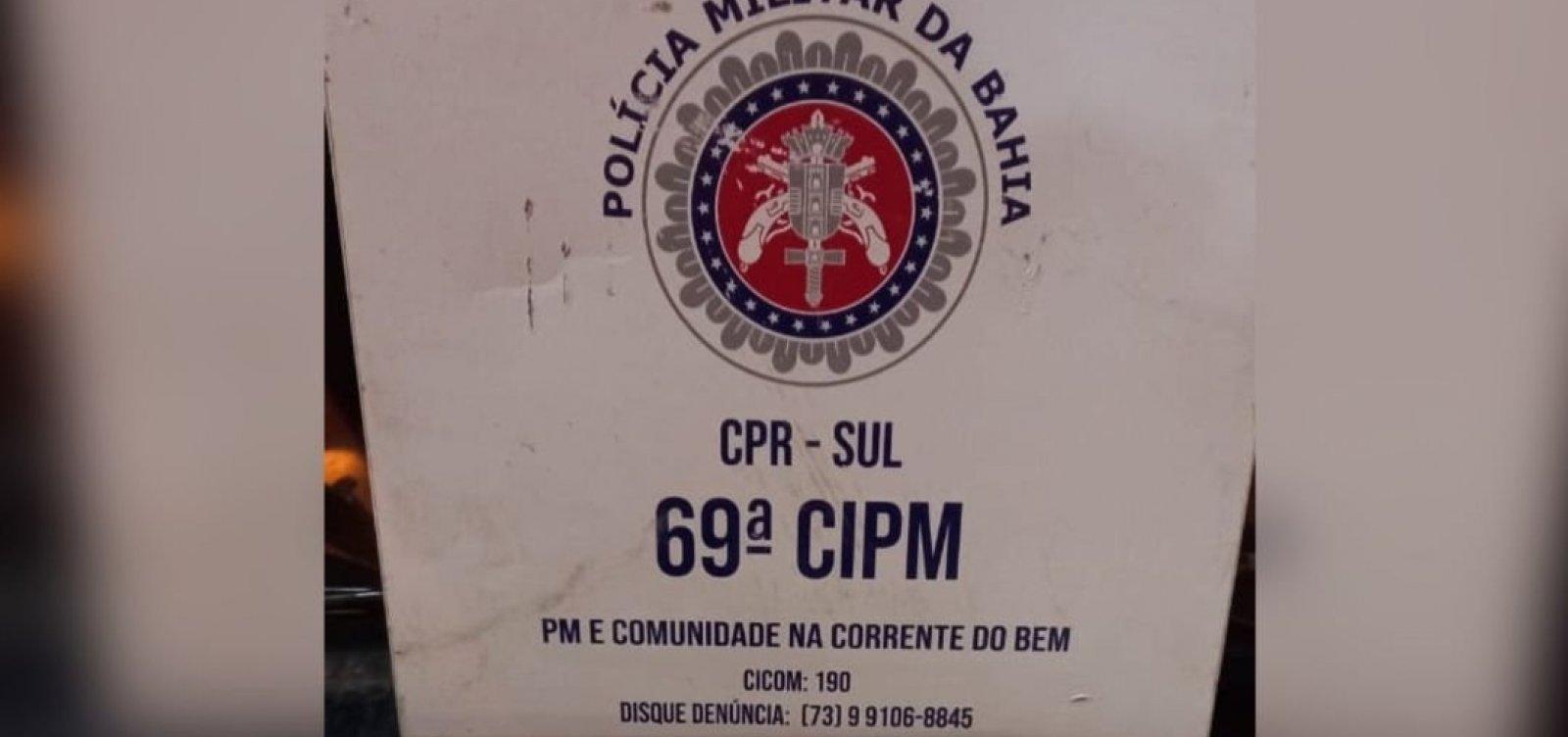 Fugitivos do Sistema Prisional são recapturados pela polícia em Itabuna, no sul do estado