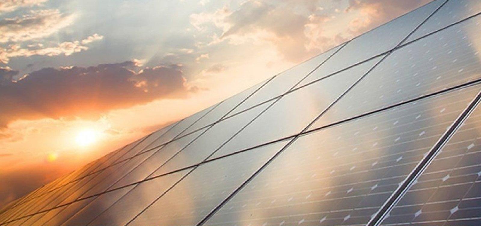 Petrolífera portuguesa fecha compra de projetos de energia solar na Bahia