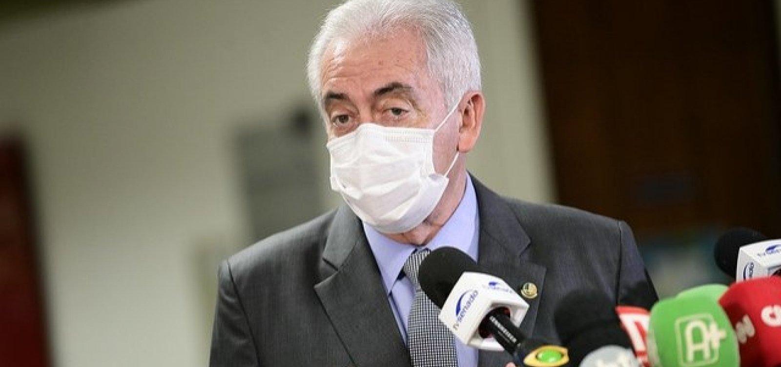 Após atritos, Otto diz que relatório de Renan é consistente e aponta crimes de Bolsonaro