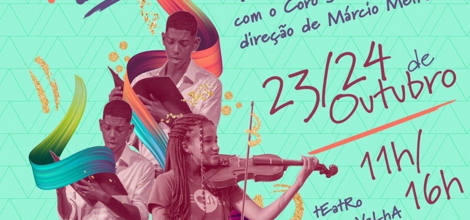 Em comemoração ao aniversário de 14 anos, Neojiba estreia ópera gratuita