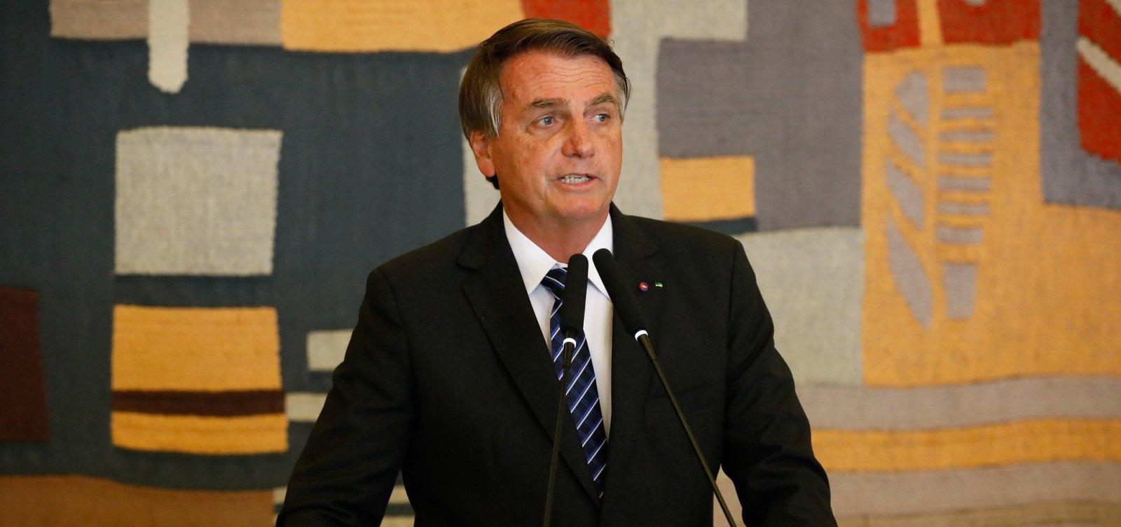 """Em resposta a CPI da Covid, Bolsonaro diz que não tem """"culpa de absolutamente nada"""""""