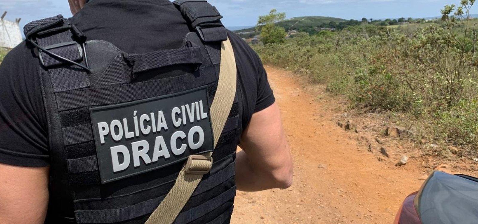Irmãos suspeitos de tráfico internacional são mortos em confronto com a polícia em Barra