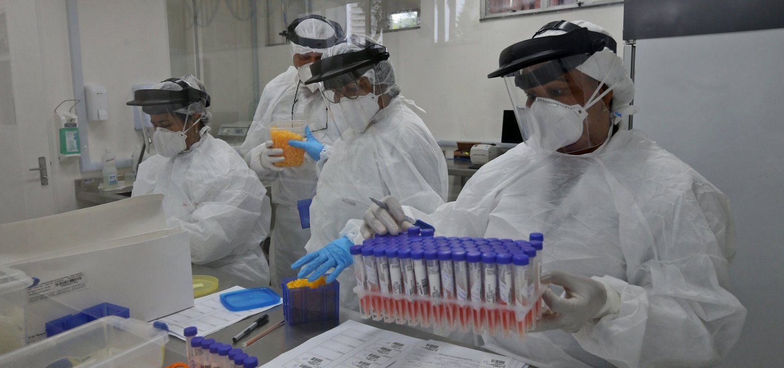 Sem mortes por Covid em 24h, Salvador registra 39 novos casos da doença