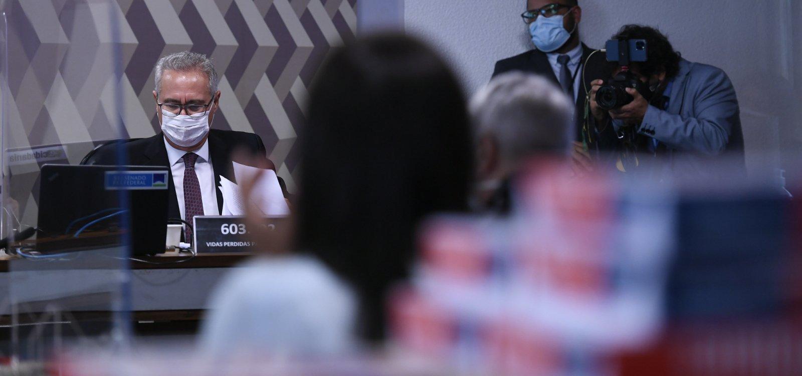 CPI da Covid estuda incluir novos indiciamentos em relatório final