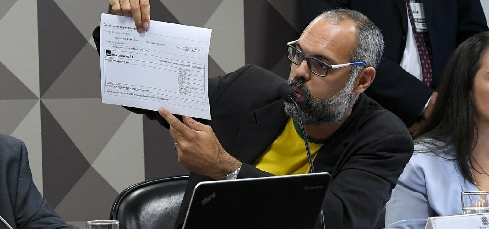 STF determina prisão do blogueiro bolsonarista Allan dos Santos