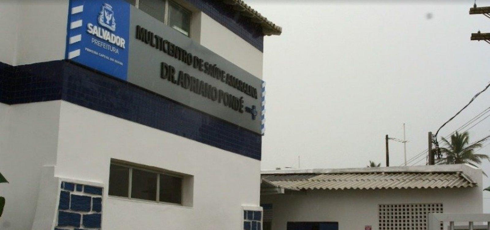 Forte chuva interrompe serviços de saúde e até vacinação da Covid-19 em Salvador