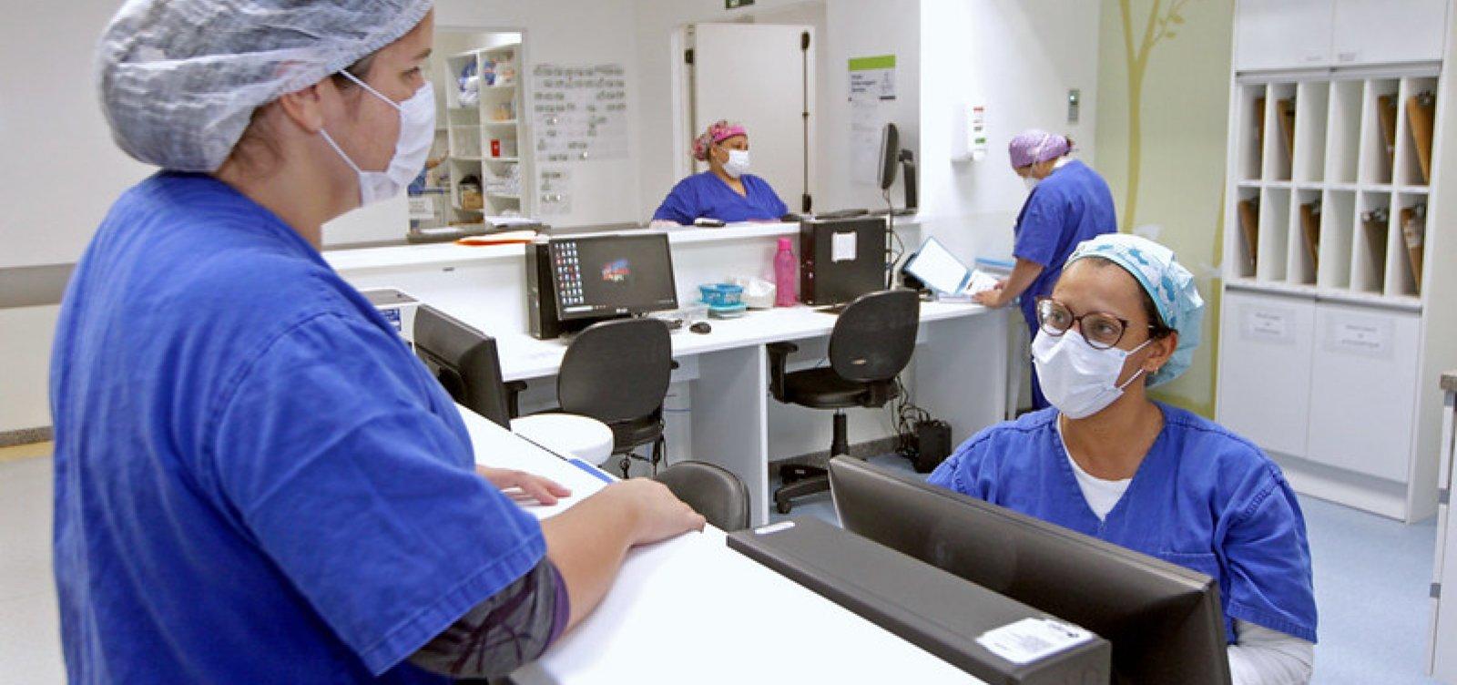 Bahia registra 498 novos casos de Covid e mais nove mortes pela doença em 24h
