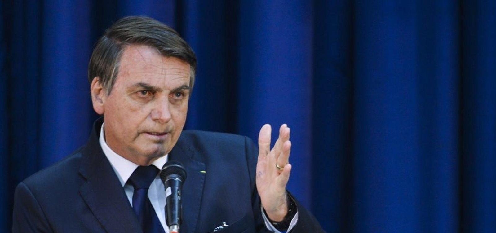 Sem vacina, Bolsonaro confirma ida à cúpula do G-20 com Guedes