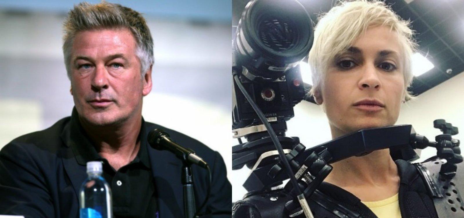 Alec Baldwin foi informado de que arma era segura antes disparar em set de filmagem