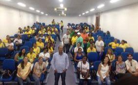 Prefeitura de Lauro se reúne com agentes de endemias para combate ao Aedes