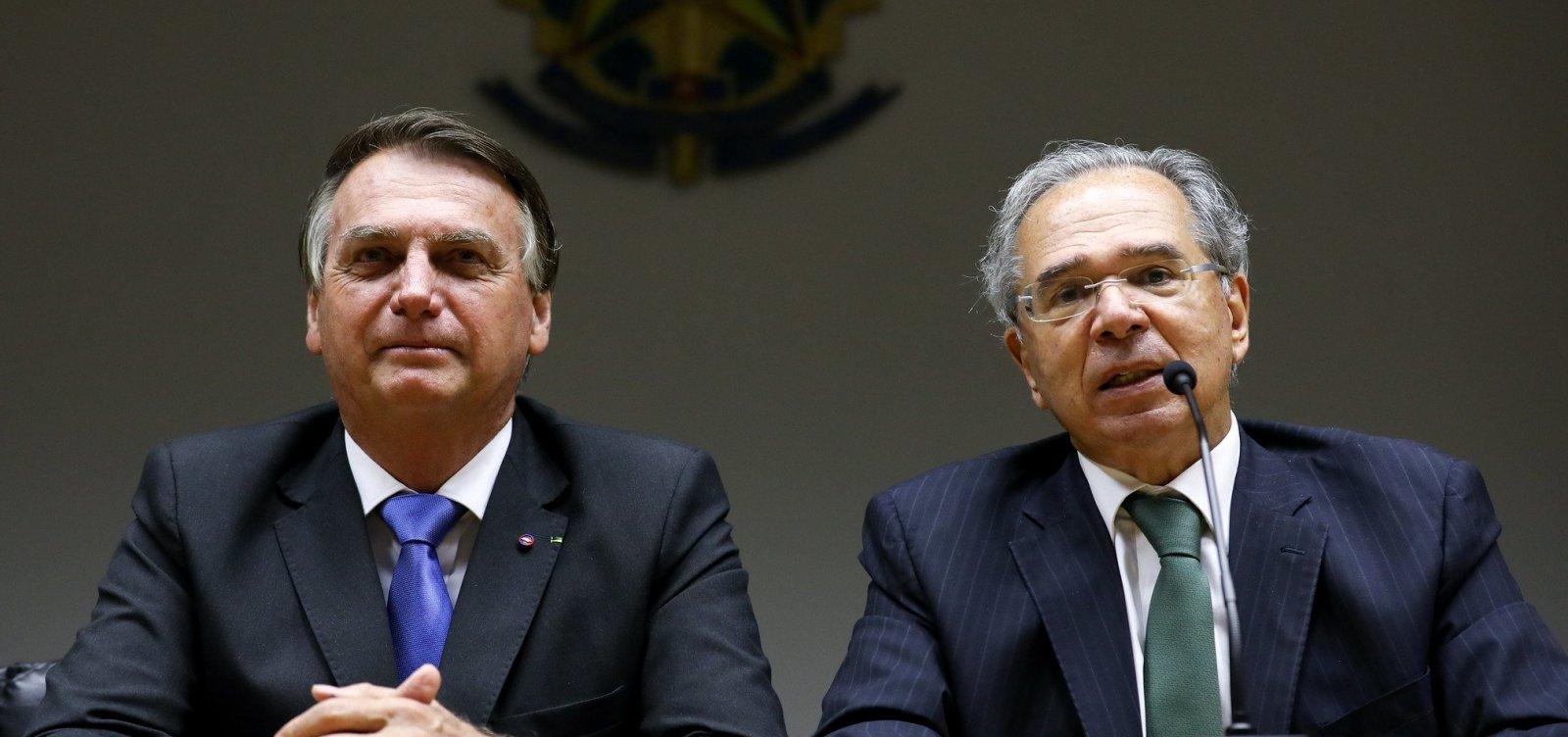 Aprovação de reformas compensaria furo do teto de gastos, diz Guedes
