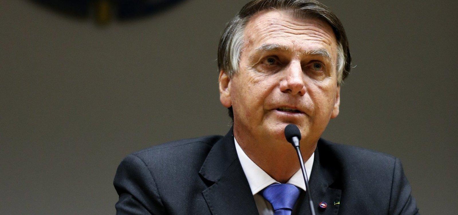 Bolsonaro diz que governo não interferirá em preços