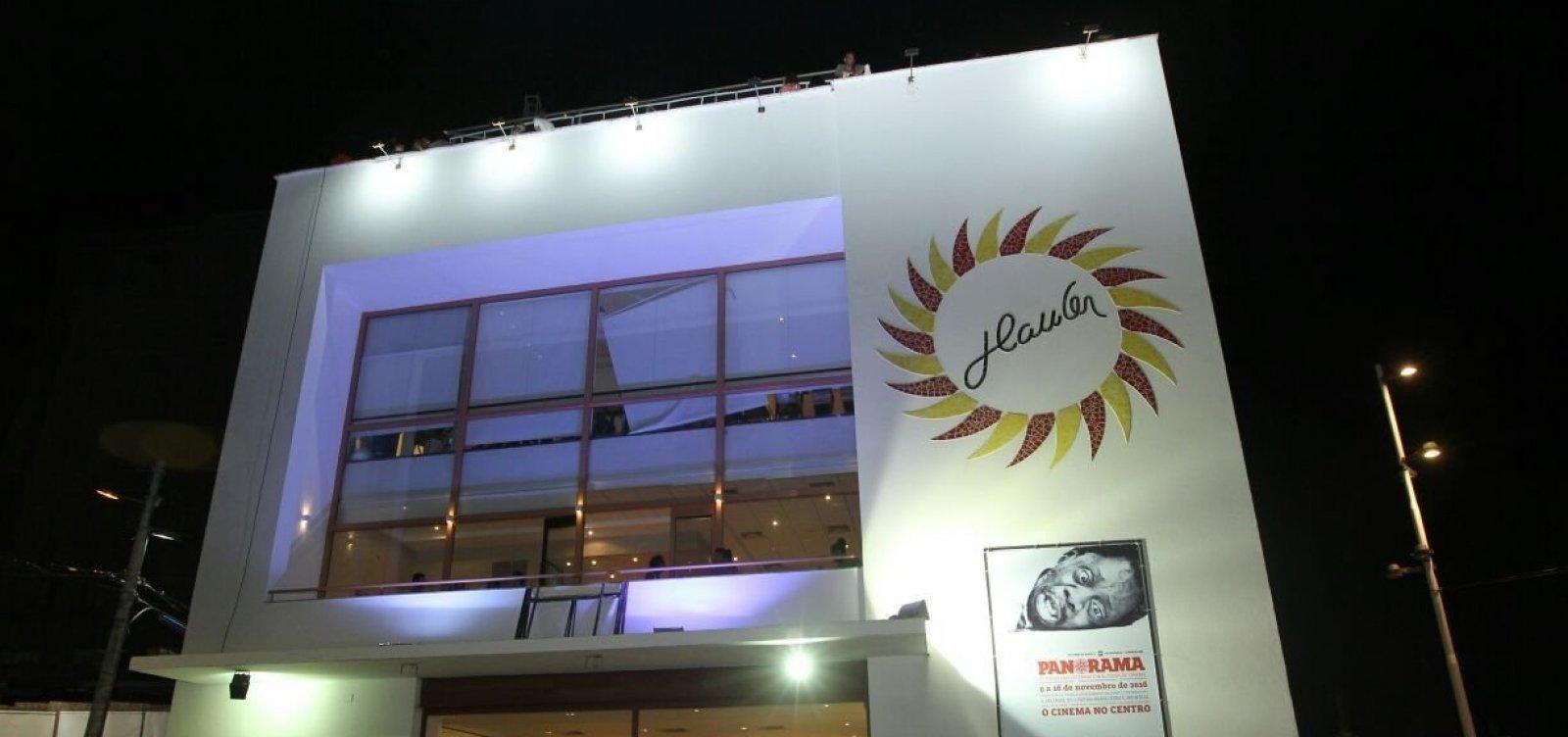 Em negociações avançadas, Cine Glauber Rocha já pode ter retorno com festival internacional de cinema