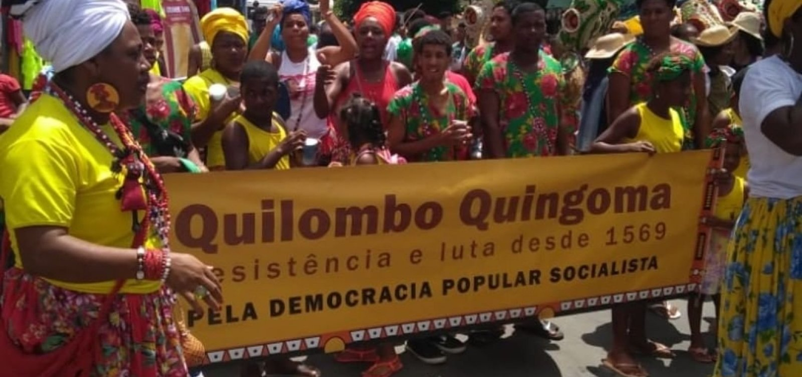 MPF investiga desapropriação de quilombolas para construção de novo bairro em Lauro de Freitas