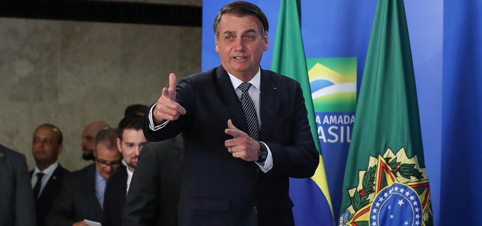 Em meio a polêmica, município na Itália concede cidadania honorária a Bolsonaro