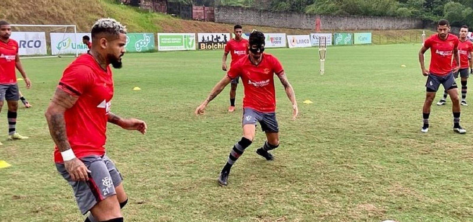 Em busca de vaga no Nordestão, Vitória enfrenta Botafogo-PB