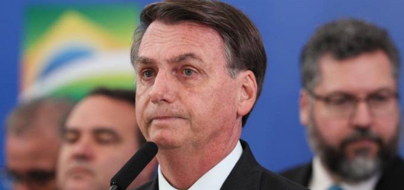TSE analisa cassação de Bolsonaro por disparo de notícias falsas em 2018