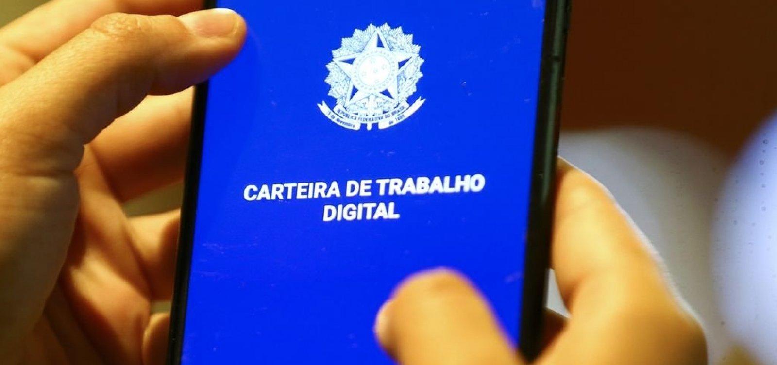 Governo federal diz ter criado 313,9 mil vagas com carteira assinada em setembro