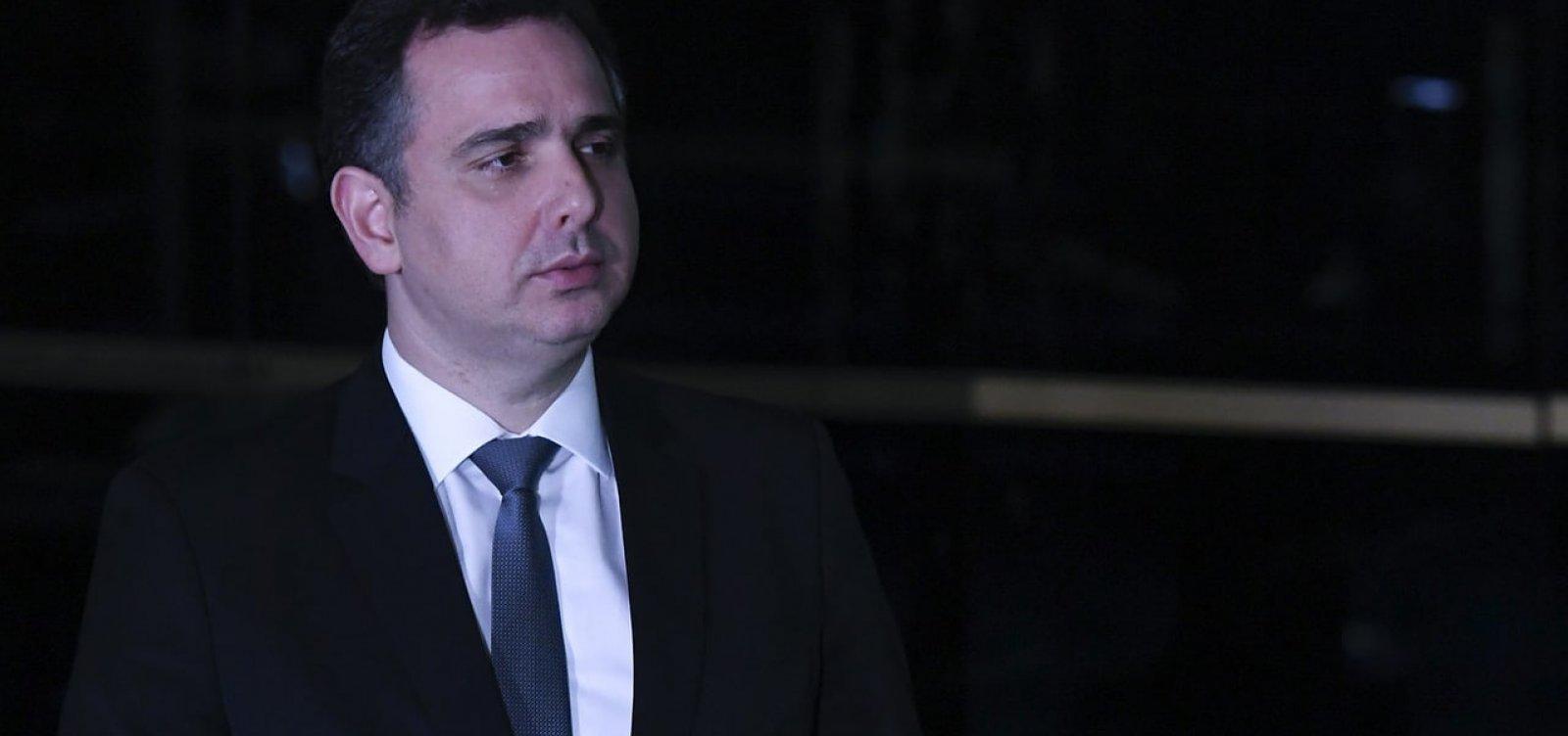 PSD confirma Rodrigo Pacheco como candidato à Presidência em 2022