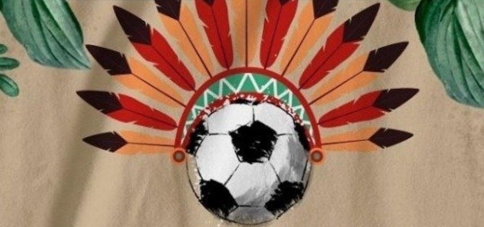 Bahia receberá primeira Copa Indígena de Futebol