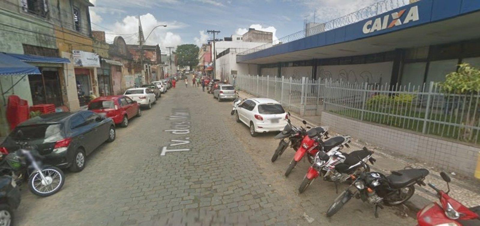 Idoso é assassinado a tiros no bairro da Calçada