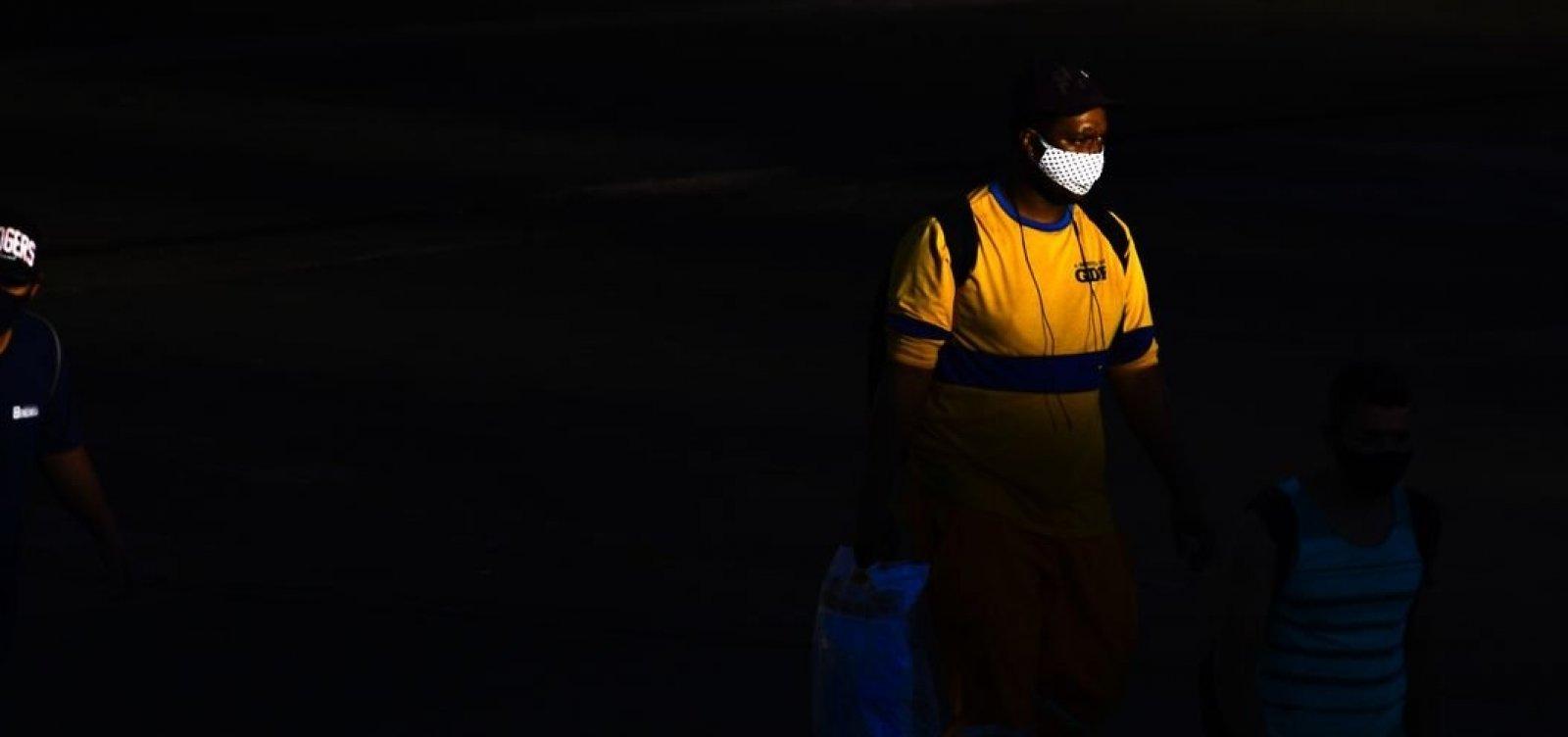 DF retira obrigatoriedade de máscaras em locais abertos
