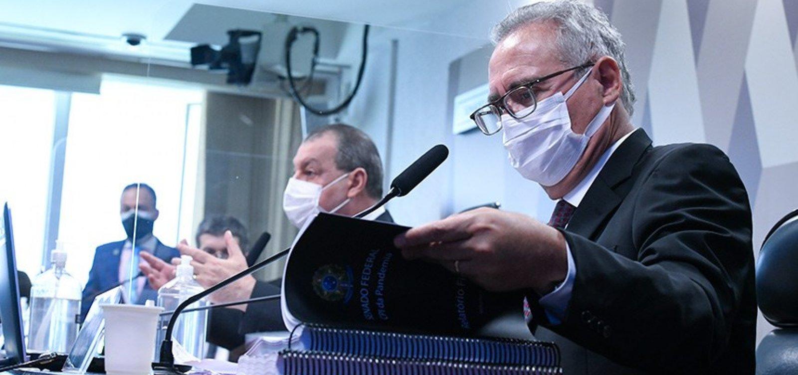 CPI retira senador Luis Carlos Heinze da lista de indiciados