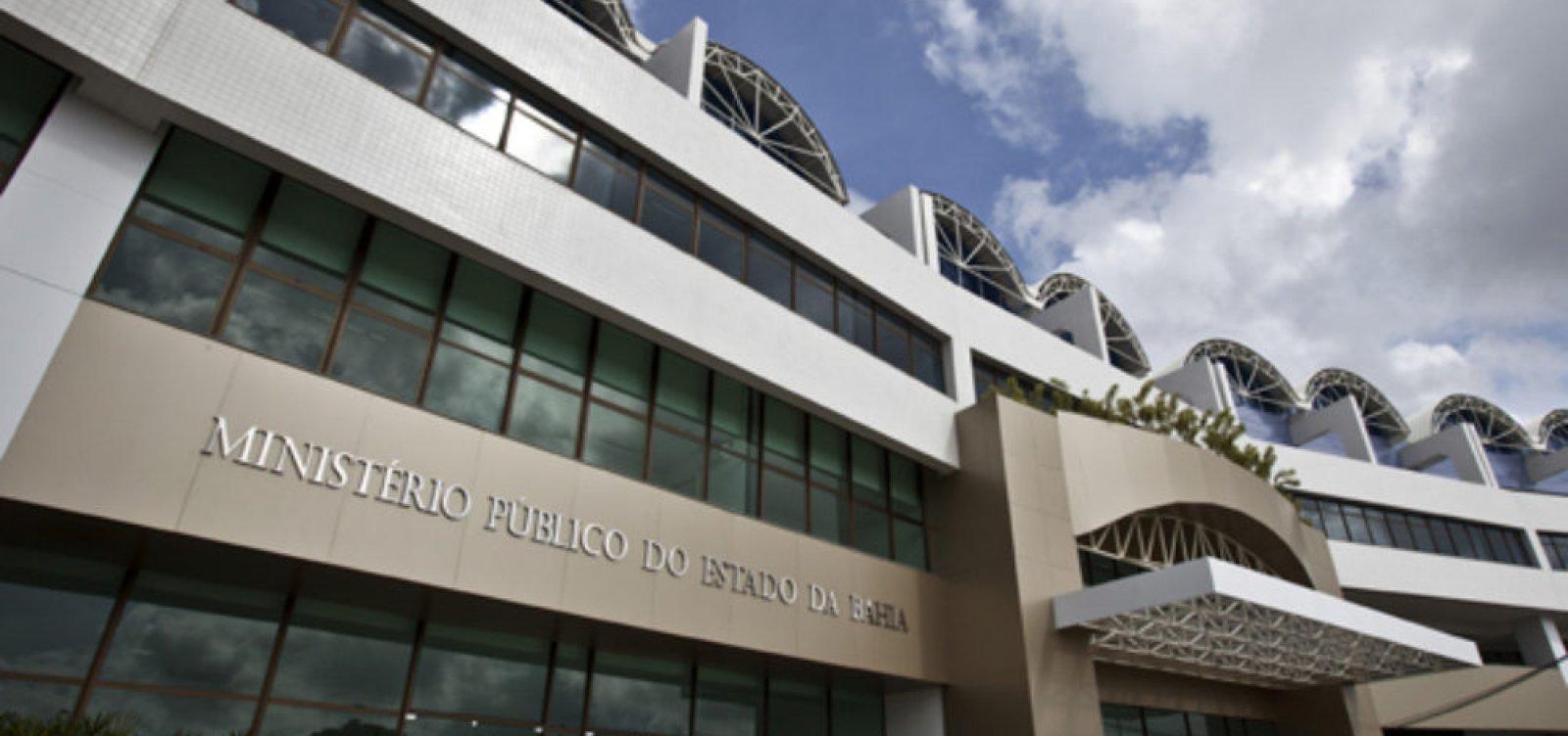 Chefe de gabinete de Poções é afastado por determinação da Justiça, diz MP-BA