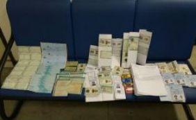 Polícia prende trio suspeito de estelionato em Ondina