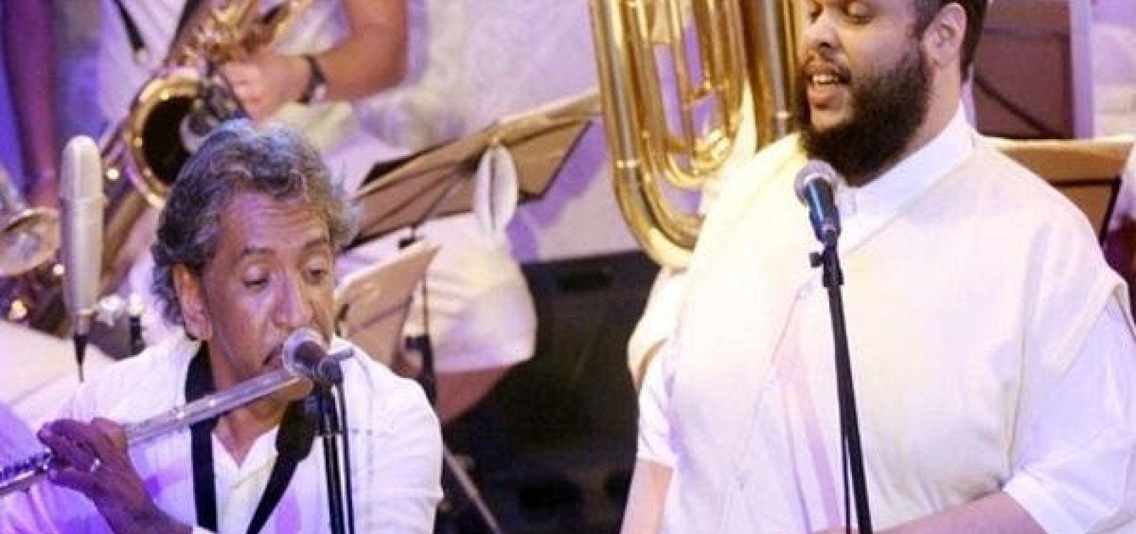 """Ed Motta chora durante live e diz que Letieres Leite """"não poderia morrer agora"""""""
