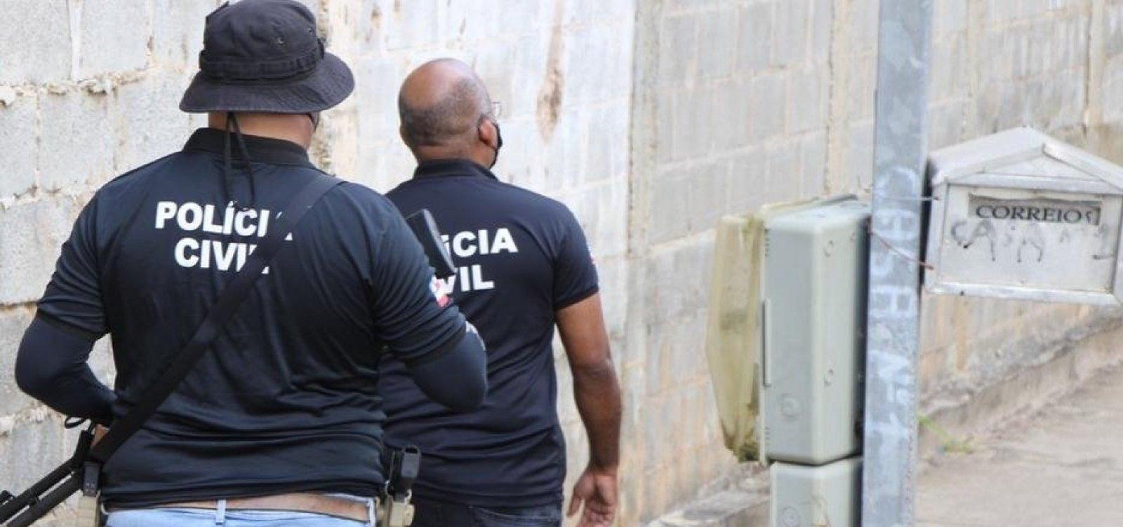 Suspeito de sequestro, tortura e lesão corporal é preso no interior da Bahia