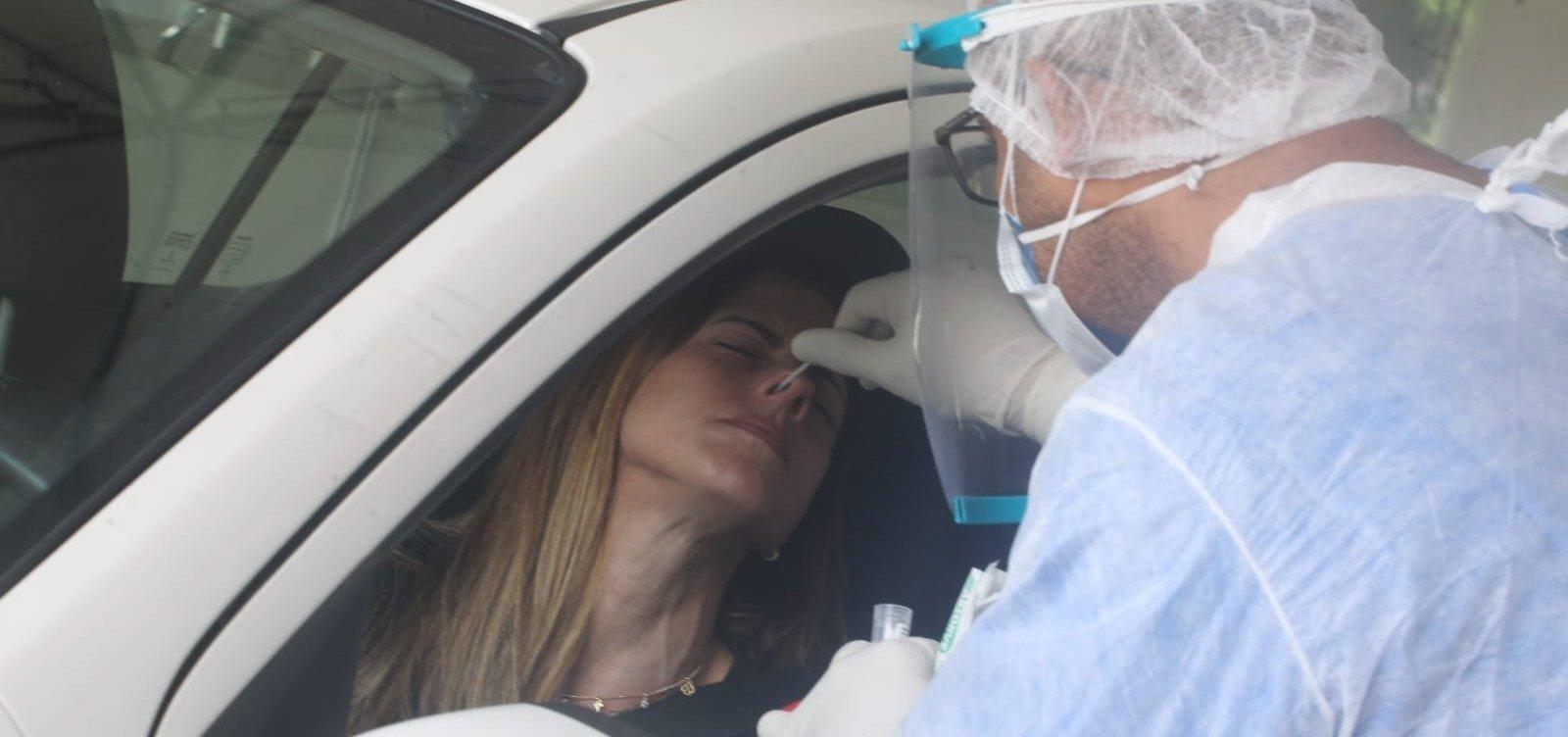 Com uma morte pela doença em 24h, Salvador registra 13 novos casos de Covid