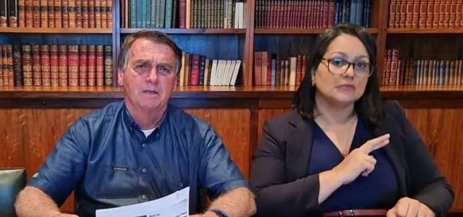 Bolsonaro vai ao Supremo contra ação da CPI para bani-lo de redes sociais