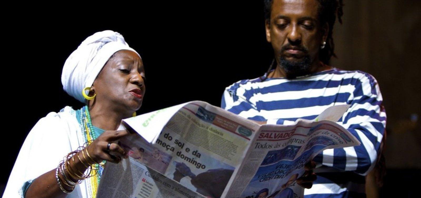 Bando de Teatro Olodum faz sua estreia no stand-up comedy em espetáculo virtual