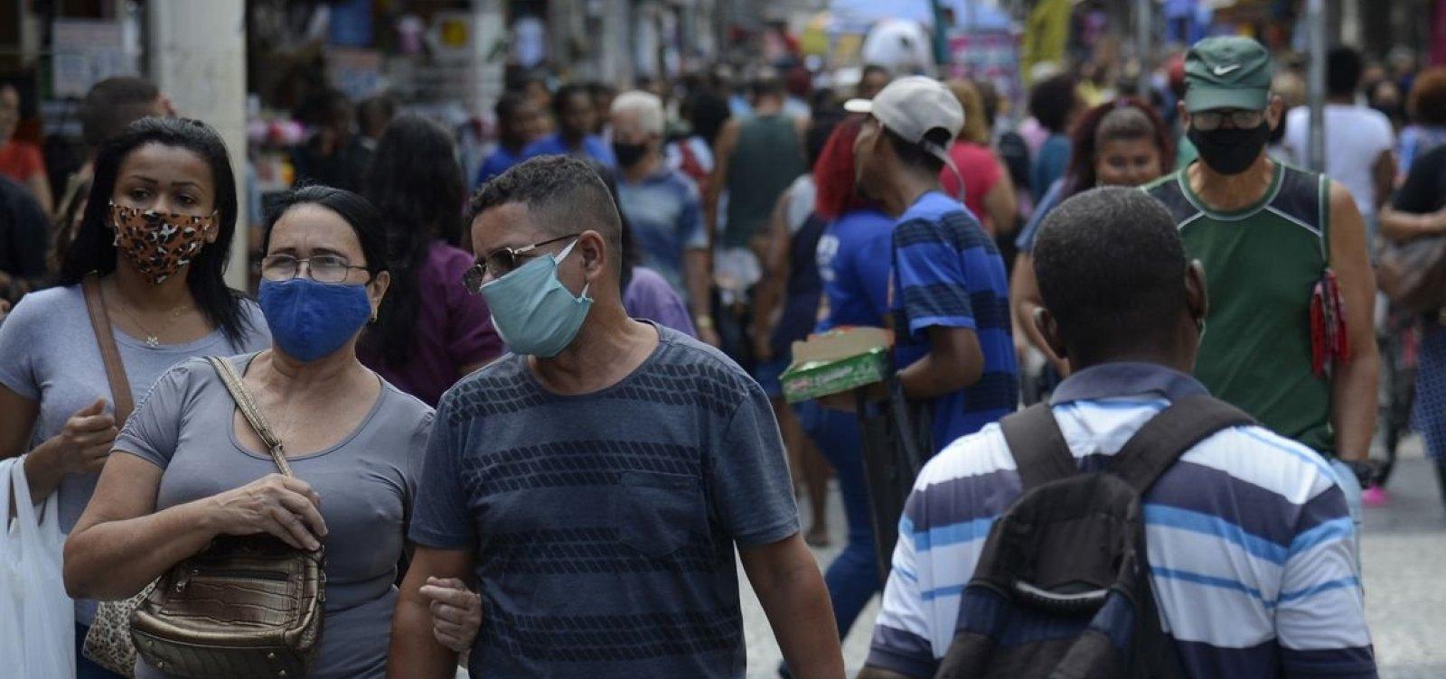 Estado do Rio regulamenta a dispensa do uso de máscara em locais abertos