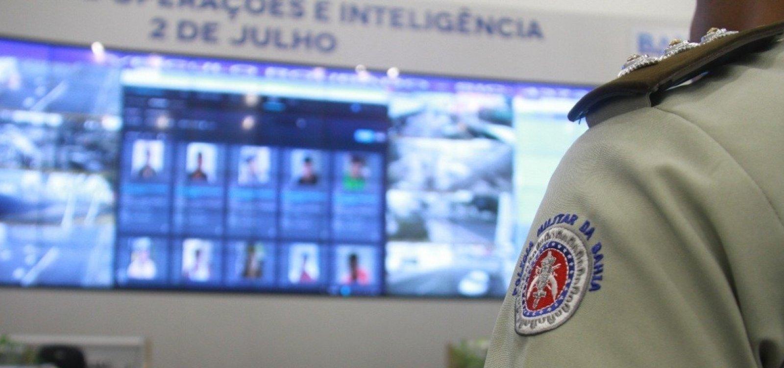 Sistema de reconhecimento facial emite alerta contra traficante foragido