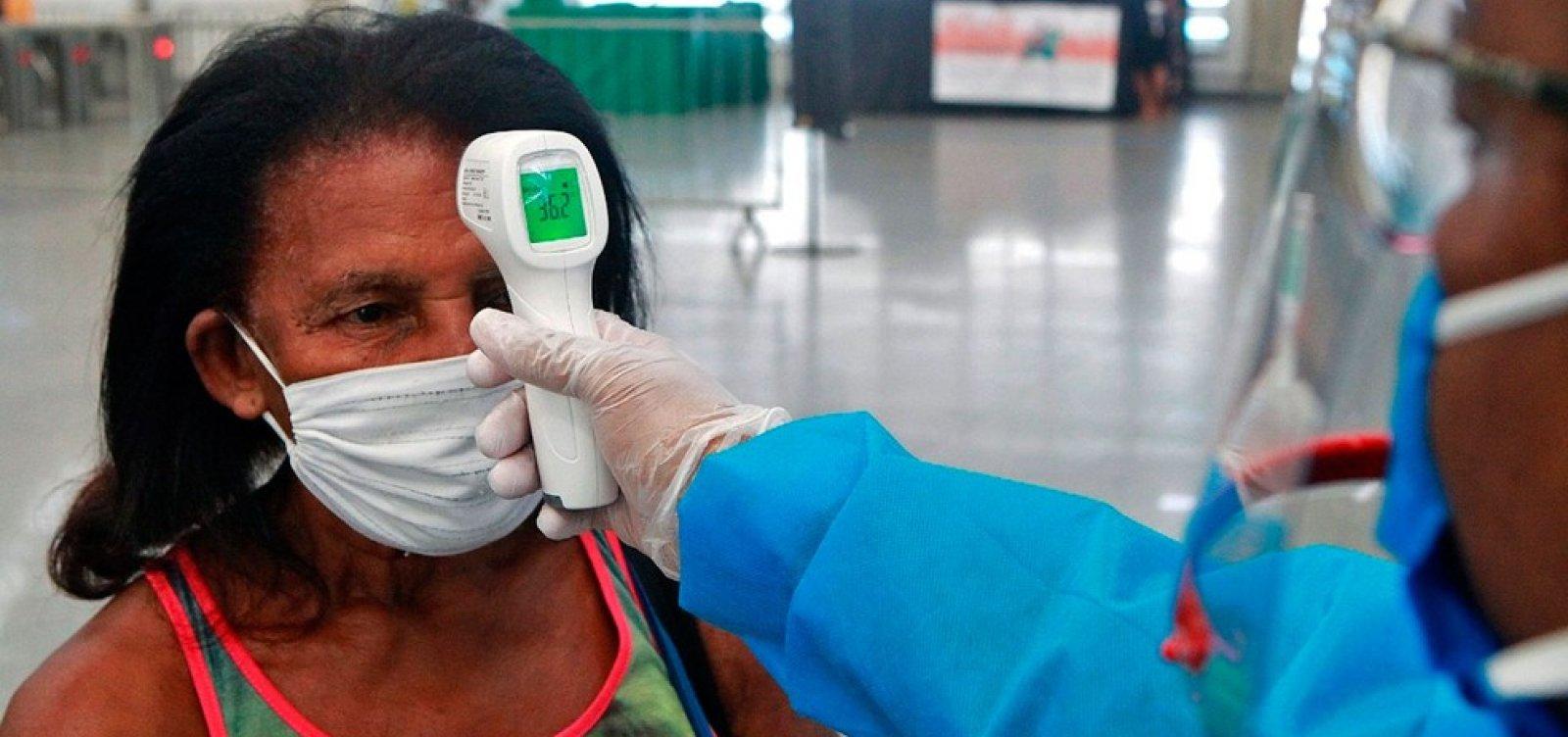 Prefeitura vai suspender exigências de aferição de temperatura e distanciamento em Salvador