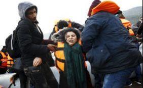 Naufrágios no Mar Egeu deixam 44 migrantes mortos na Grécia