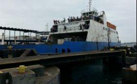 Ferries colidem no terminal de São Joaquim; Internacional culpa o vento