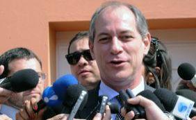 PDT confirma Ciro Gomes como pré-candidato à presidência em 2018