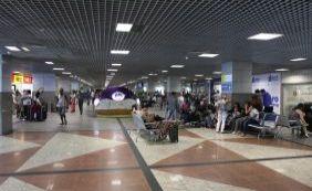 Mais uma vez, Aeroporto de Salvador apresenta problema de ventilação