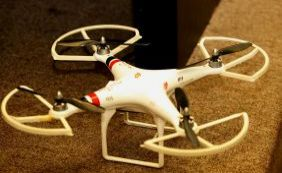 Polícia Militar faz alerta sobre uso de drone durante Carnaval
